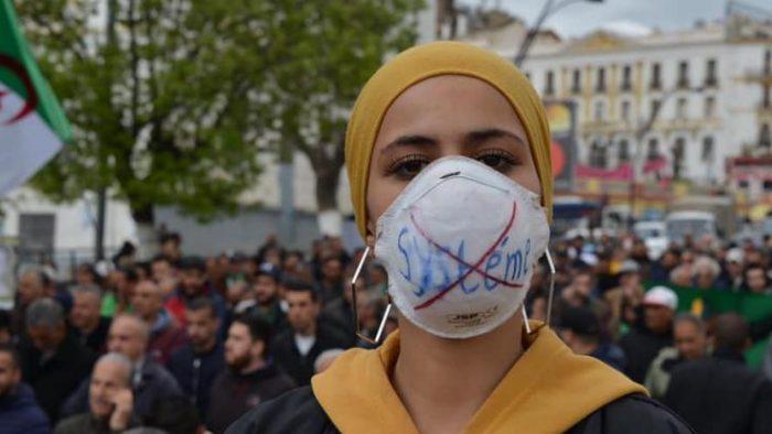 """Algérie: un concert en ligne en solidarité avec les détenus du """"Hirak"""""""