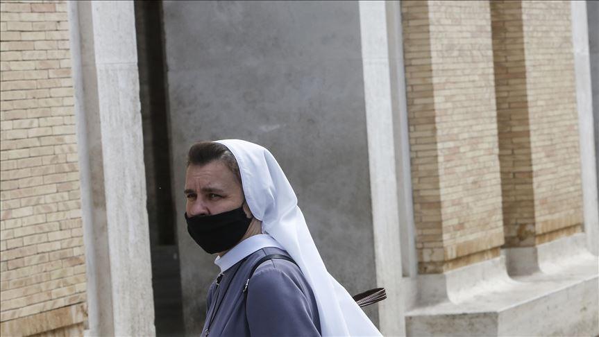 Italie : le bilan de décès dus au coronavirus grimpe à 32 616 morts