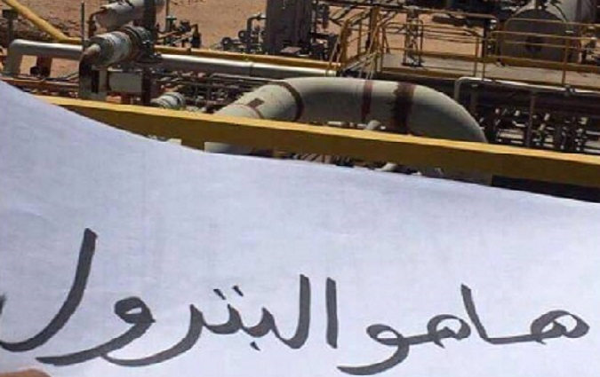 A Tataouine, les jeunes veulent leur part de la manne pétrolière