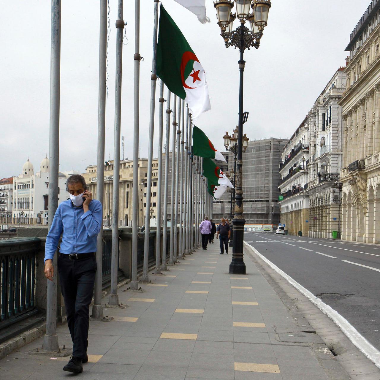 Coronavirus: pourquoi l'Algérie garde ses frontières fermées