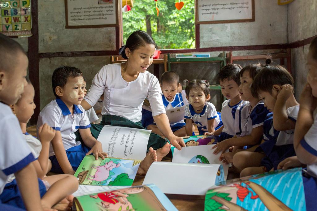 Au moins 40 millions d'enfants n'ont pas reçu d'éducation précoce au cours de leur année préscolaire en raison du COVID-19