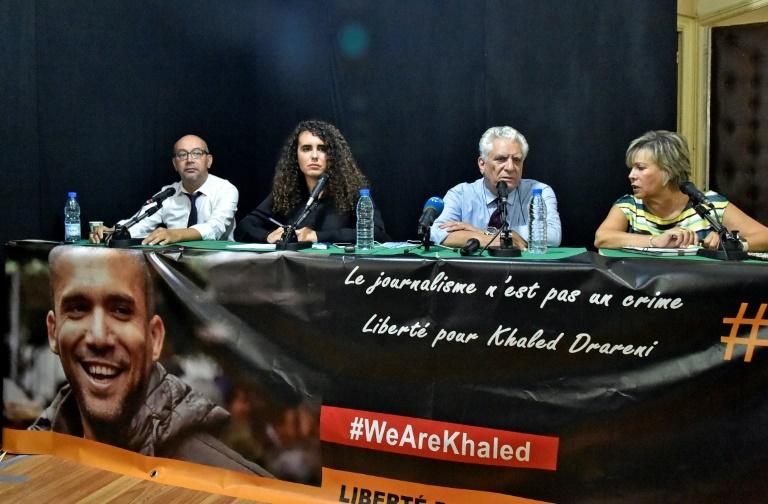 Algérie: les avocats du journaliste Khaled Drareni se pourvoient en cassation