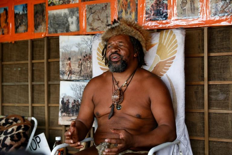 Les Khoïsan, premiers habitants d'Afrique du Sud, veulent retrouver terres et identité