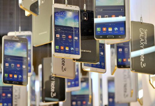 Samsung condamné aux Etats-Unis à payer 290 millions de dollars à Apple