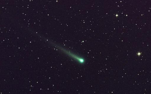 La comète Ison n'a apparemment pas survécu à son rendez-vous avec le soleil