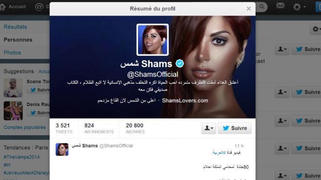 Prison et fouet pour un Saoudien pour un tweet diffamant une starlette