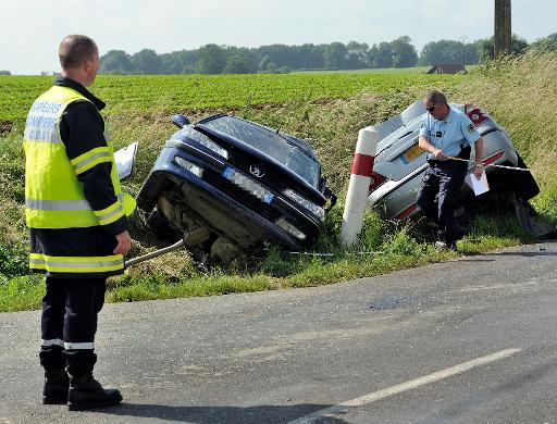 Baisse record de 11% des morts sur les routes en 2013