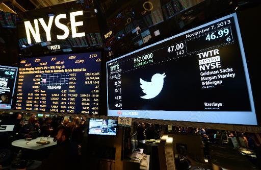 Twitter va diffuser ses premiers résultats depuis son entrée en bourse