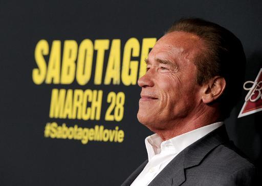 """Schwarzenegger s'essaie à la nuance et la complexité dans """"Sabotage"""""""
