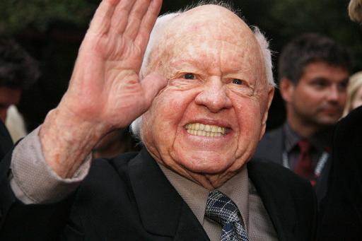 Décès à 93 ans de Mickey Rooney, l'une des plus longues carrières d'Hollywood