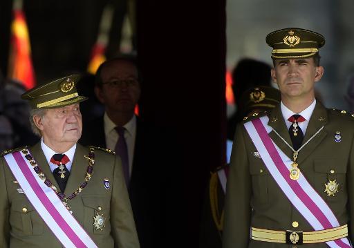 Après l'abdication de Juan Carlos, l'Espagne se prépare à la relève
