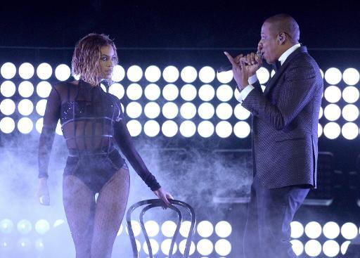 Le couple Beyoncé-Jay Z en concert au Stade de France en septembre