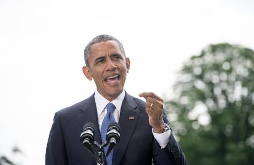 Irak: Obama étudie les options mais n'enverra pas de troupes au combat