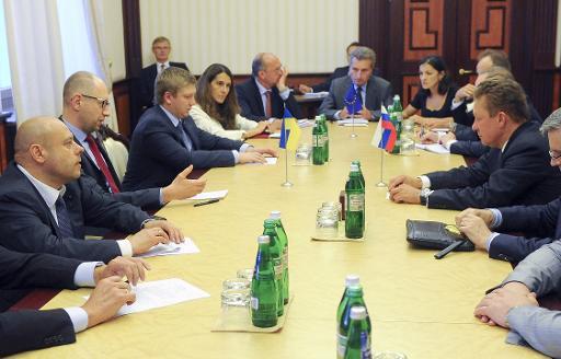L'UE et Moscou vont parler en juillet de l'accord d'association avec l'Ukraine