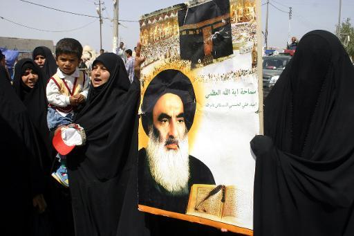 Irak: le chef religieux chiite appelle à chasser les insurgés sunnites