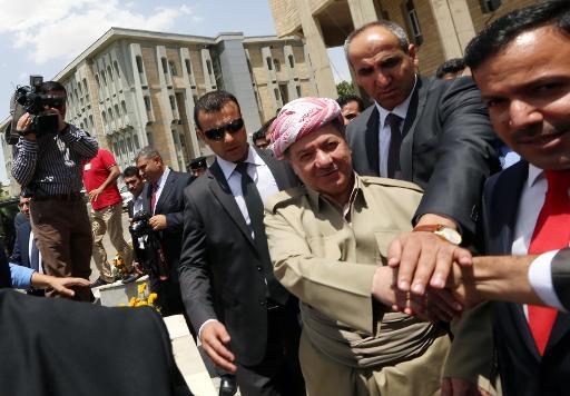 Irak: Washington contre un référendum au Kurdistan, appels à l'unité