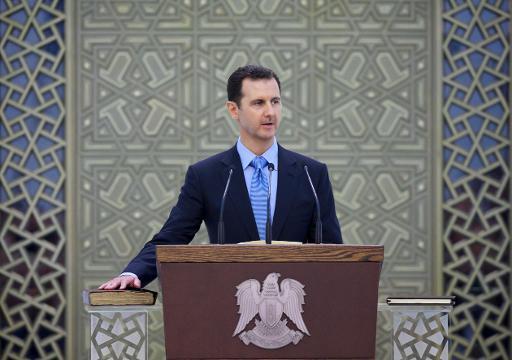 Syrie: Assad participe à la prière du Fitr malgré les tirs de mortier