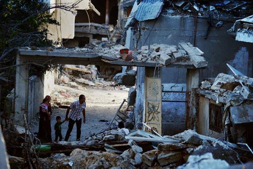 Israël et Hamas respectent la trêve à Gaza et négocient au Caire