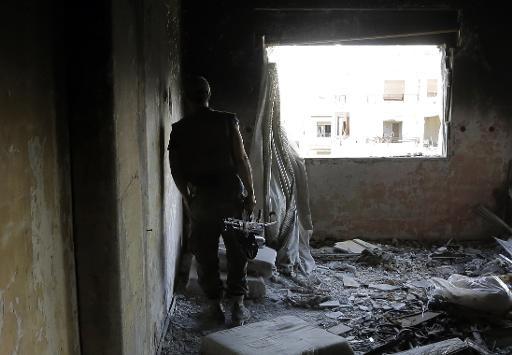 Syrie: pilonnage aérien sans précédent d'un quartier rebelle de Damas