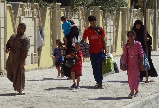 Irak: les jihadistes enlèvent des dizaines de personnes dans le nord