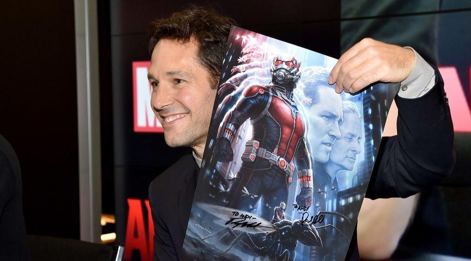 """""""Ant-Man"""", un super-héros qui ne se prend pas au sérieux"""