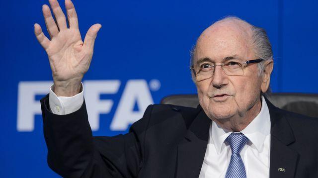 Fifa - Blatter ne sera pas candidat à sa succession à la présidence