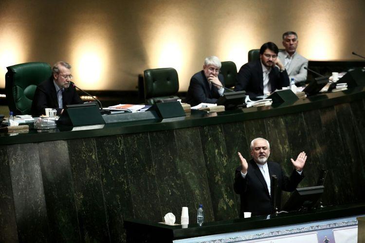 Iran: le chef de la diplomatie défend au Parlement l'accord nucléaire