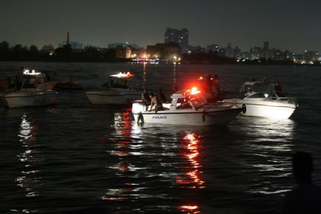 Egypte: au moins 21 morts dans la collision de deux bateaux sur le Nil