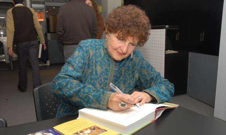 Chili: L'écrivaine mexicaine Margo Glantz obtient le prix ibéro-américain de narration Manuel Rojas