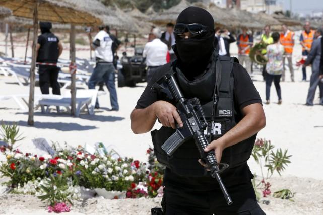 Tunisie: un garde-douanier tué par balles dans une embuscade près de la frontière algérienne