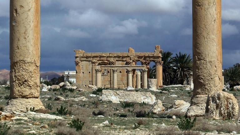 Syrie: Daech fait exploser un célèbre temple antique à Palmyre