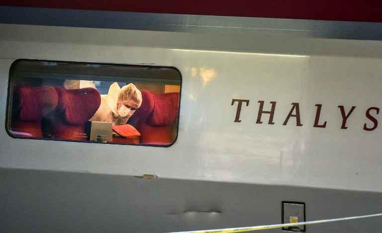 Thalys: Khazzani a consulté un site jihadiste avant de monter dans le train