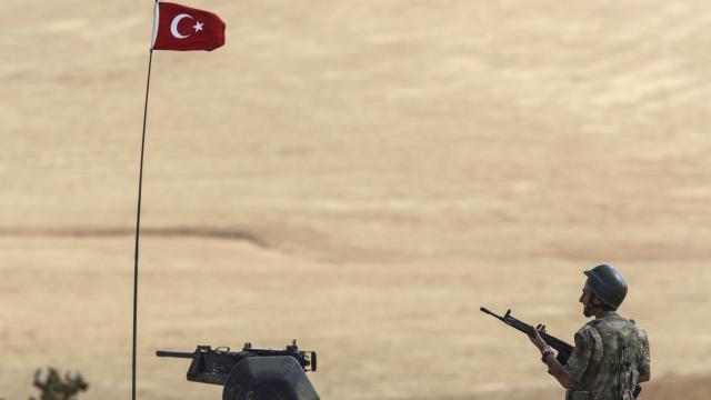 L'armée turque dit avoir tué 34 séparatistes kurdes en Irak
