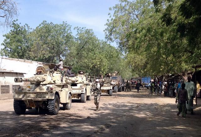 Le Nigeria réintègre 3.000 soldats dans la lutte contre Boko Haram