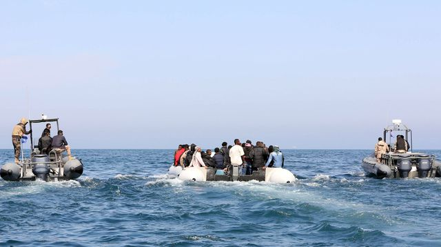 Au moins 30 migrants portés disparus au large de la Libye