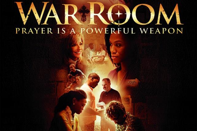 """Les prières de """"War Room"""" en tête du box-office nord-américain"""