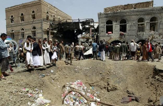 Yémen: 21 rebelles et civils tués dans un raid aérien à Sanaa