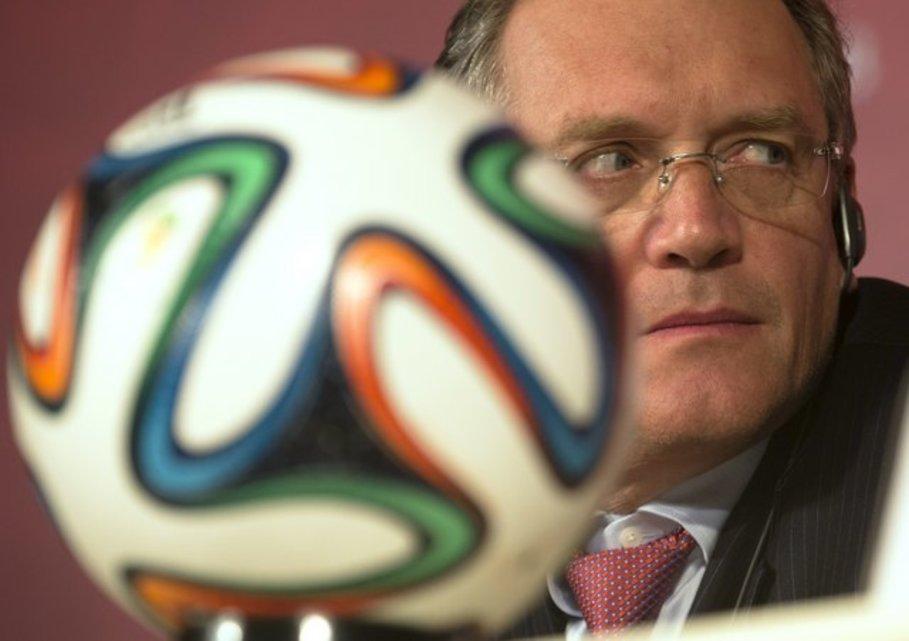 La FIFA donne accès aux courriers électroniques de son ex-secrétaire général Jérôme Valcke