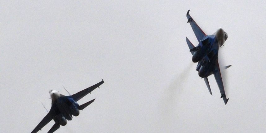 La Russie multiplie les frappes en Syrie ces dernières semaines.