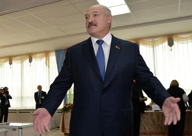 Le président sortant du Bélarus Alexandre Loukachenko