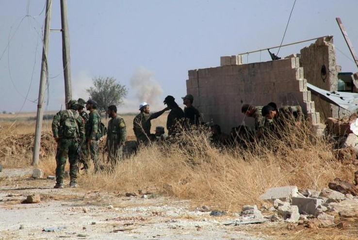 Syrie: vaste offensive du régime, un drone abattu par la Turquie