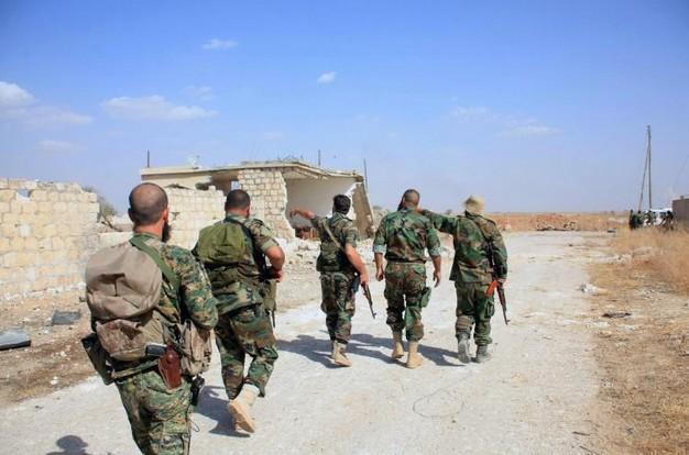 Malgré l'aide russe, Damas peine à prendre le dessus sur les rebelles