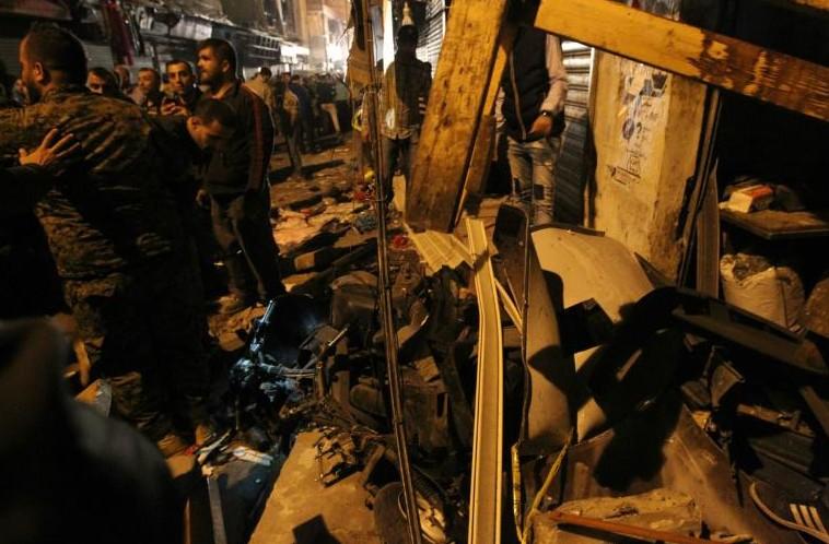Liban: 41 morts dans un attentat de l'EI contre un fief du Hezbollah