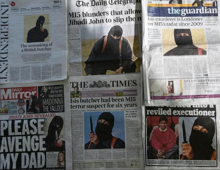 Syrie: raid américain contre le bourreau britannique de l'EI, sa mort non confirmée