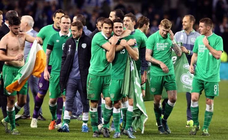 Euro-2016: l'Irlande qualifiée