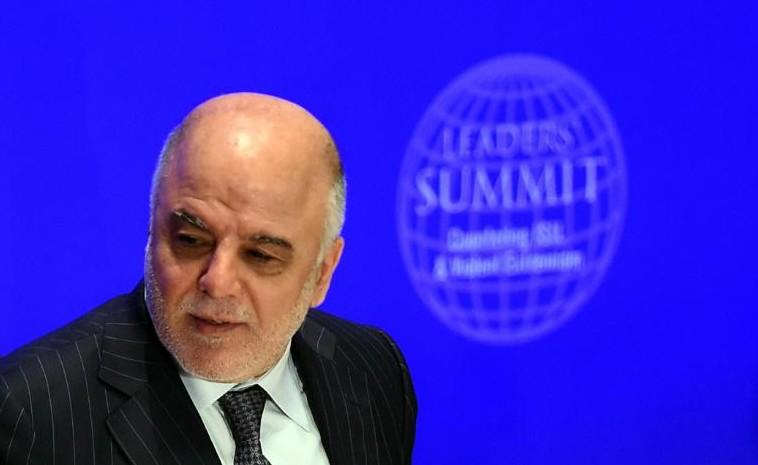 Le Premier ministre irakien Haider al-Abadi