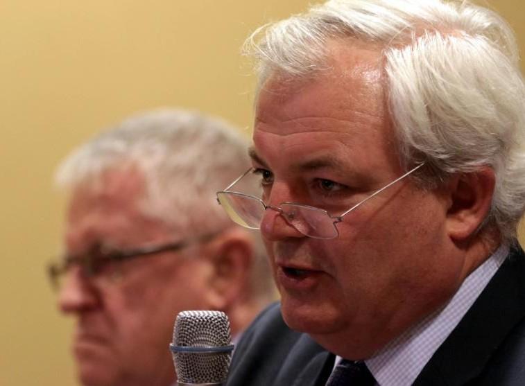 Le secrétaire général adjoint de l'ONU Stephen O'Brien