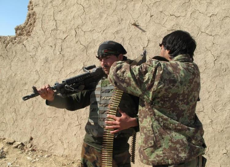Afghanistan: violents combats dans le sud, des soldats britanniques en renfort