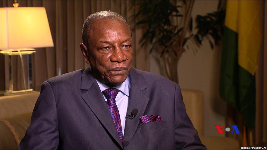 Guinée: six militaires jugés pour l'attaque du domicile du président Condé en 2011