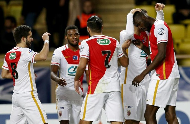 Coupe de France: Lyon et Monaco cartonnent, la L1 aussi